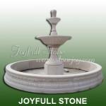 GFP-212, yellow granite fountain