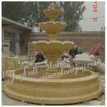 GFP-171, Yellow marble fountain