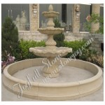 GFP-171, Marble fountain