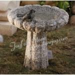 GBB-019, Garden granite birdbath