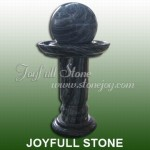 GFB-200, Black marble water fountain