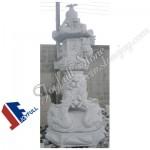 GL-011, Granite pagoda lantern