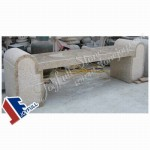 GT-724, Stone benches for garden