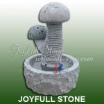 GFO-032 Mushroom water fountain