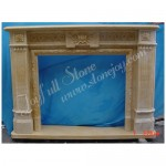 FG-314, Stone Fireplace Surround