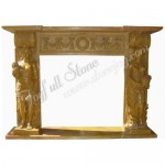 FS-035, Indoor Decorative Mantel