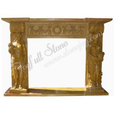FS-035, Indoor Decorative Mantel