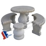 GT-001, Granite table set