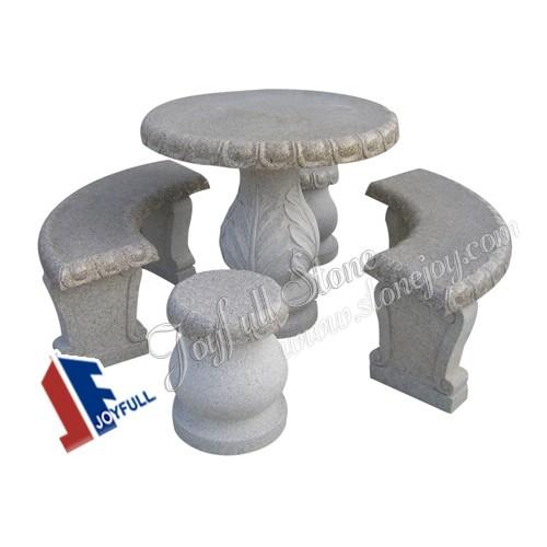 GT-001, Granite table set