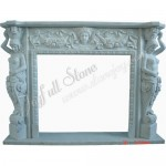 FS-118, Stone Decorative Fireplace Surround