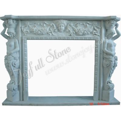 FS-118, Stone Decorative Fireplace Surround