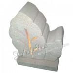 GLX-142, Leaf style granite lantern