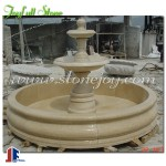 GFP-218 Galala Beige Marble Fountains