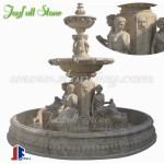 GFP-022, Travertine stone fountain