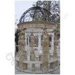 GN-415, Outdoor Decorative Sculpted Gazeboss