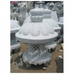 GL-636, Grey granite lanterns