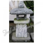GL-090, Grey granite lantern