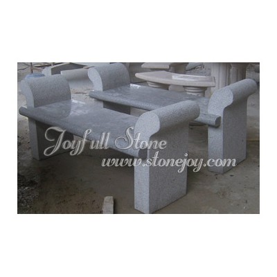 GT-075, Grey granite benches for sale