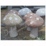 GQ-135, Colourful granite mushrooms
