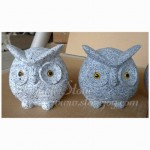 KR-014, Carved stone owls
