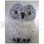 KR-036-1, Stone owl statue