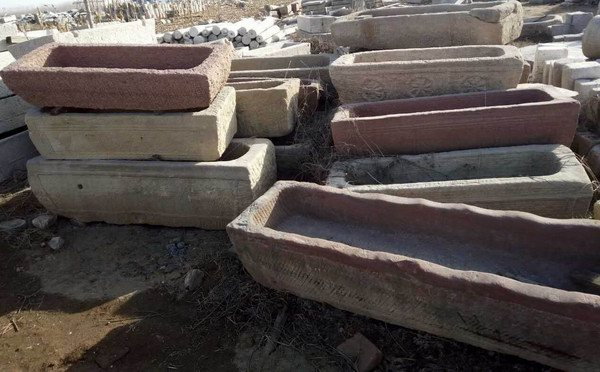 Old Stone Troughs For Sale